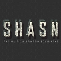 SHASN - The Political Strategy Board Game (edycja Kickstarter)