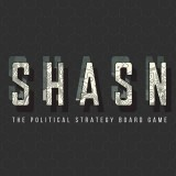 SHASN - The Political Strategy Board Game (edycja The Presidential)