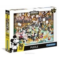 Puzzle 1000 el. Mickey 90 Years of Magic
