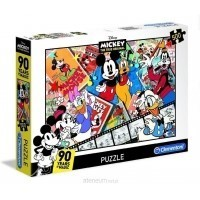 Puzzle 500 el. Mickey 90 Years of Magic