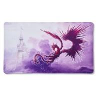 Dragon Shield Play Mat - Clear Purple - Racan