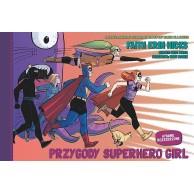 Przygody Superhero Girl Komiksy dla dzieci i młodzieży Scream Comics