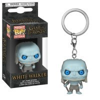 Funko Pop Keychain: GOT S10 - White Walke