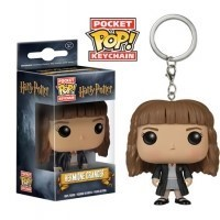 Funko POP Keychain: Harry Potter - Hermione
