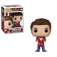 Funko POP Games: Spider-Man Gamerverse - Unmasked Spider-Man