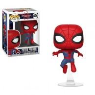 Funko POP Marvel Bobble: Spider-Man Animated - Peter Parker