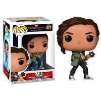 Funko POP Movies: Spider-Man Far From Home - MJ