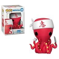 Funko POP Disney: Monsters Inc - Chef