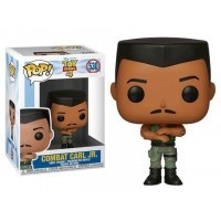 Figurka Funko POP Disney: Toy Story 4 - Combat Carl Jr Funko - Disney Funko - POP!