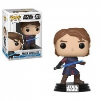 Funko POP Star Wars Bobble: Clone Wars - Anakin
