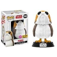 Funko POP Star Wars Bobble: E8 - Porg Flocked (Exc) (CC)