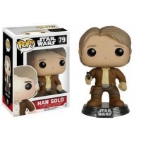 Funko POP Star Wars: EP7 - Han Solo