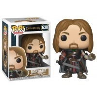 Figurka Funko POP Movies: LOTR/Hobbit - Boromir Funko - Władca Pierścieni Funko - POP!