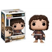 Funko POP Movies: LOTR/Hobbit - Frodo Baggins w/CHASE