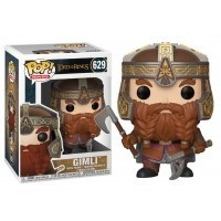 Figurka Funko POP Movies: LOTR/Hobbit - Gimli Funko - Władca Pierścieni Funko - POP!