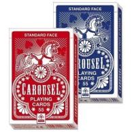 Karty Trefl - Carousel