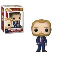 Figurka Funko POP Icons: Royal Family - Prince Harry Funko - Icons Funko - POP!