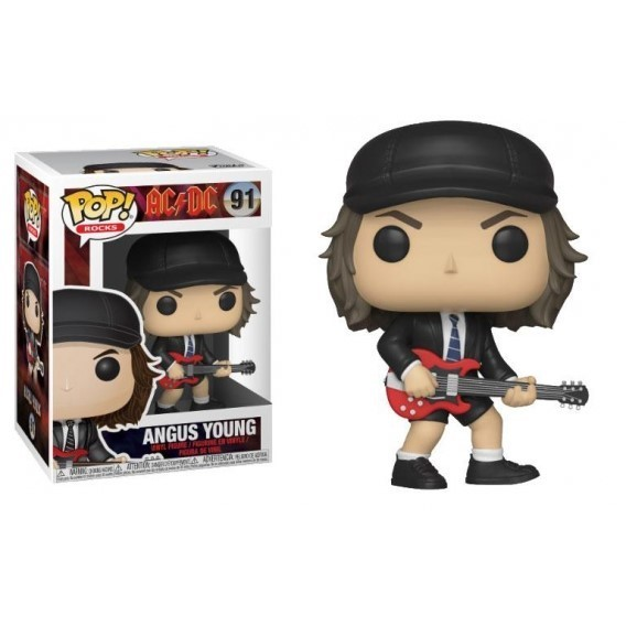 Funko POP Rocks: AC/DC - Angus Young