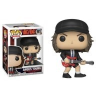Figurka Funko POP Rocks: AC/DC - Angus Young Funko - Rocks Funko - POP!