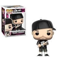 Figurka Funko POP Rocks: Blink 182 - Travis Barker Funko - Rocks Funko - POP!