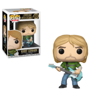 Funko POP Rocks: Nirvana - Kurt Cobain (Teen Spirit)