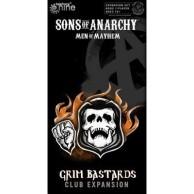 Sons of Anarchy: Men of Mayhem - Grim Bastards Club Expansion Pozostałe gry Gale Force Nine