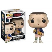 Funko POP TV: Stranger Things - Eleven with Eggos