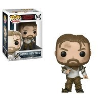 Funko POP TV: Stranger Things - Hopper w/ Vines