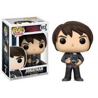 Funko POP TV: Stranger Things - Jonathan w/ Camera