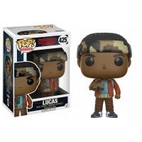 Funko POP TV: Stranger Things - Lucas w/ Binoculars