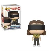 Funko POP TV: Stranger Things S3 - Battle Eleven