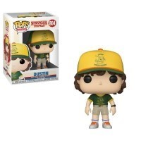Funko POP TV: Stranger Things S3 - Dustin (At Camp)