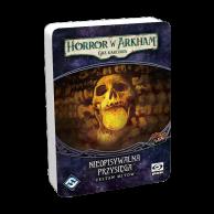 Horror w Arkham LCG: Nieopisywalna przysięga DNŻ