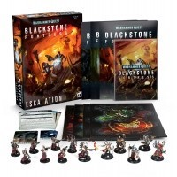 Blackstone Fortress: Escalation Warhammer Quest: Blackstone Fortress Games Workshop