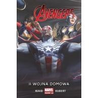 Avengers. II wojna domowa. Tom 3