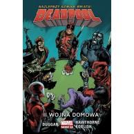 Deadpool. II wojna domowa. Tom 5