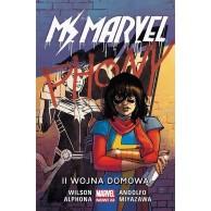 Ms Marvel - 6 - II wojna domowa