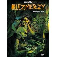 Klezmerzy - 1 - Podbój Wschodu (II wyd.) Komiksy Obyczajowe Kultura Gniewu