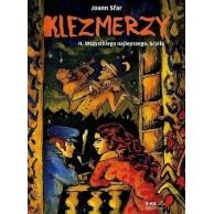 Klezmerzy - 2 - Wszystkiego najlepszego, Scyllo Komiksy Obyczajowe Kultura Gniewu