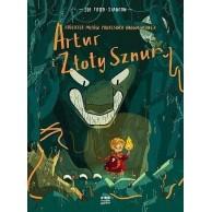 Artur i złoty sznur Komiksy dla dzieci i młodzieży Kultura Gniewu
