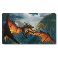 Dragon Shield Play Mat - Amina Obsidian Queen Dragon Shield Arcane Tinmen