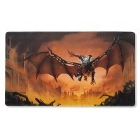 Dragon Shield Play Mat - Draco Primus Unhinged Dragon Shield Arcane Tinmen