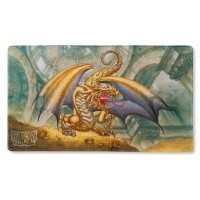 Dragon Shield Play Mat - King Gygex the Golden Terror Dragon Shield Arcane Tinmen
