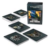 Warhammer 40000 Datacards: Space Marines 2019