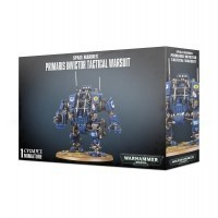 Warhammer 40000: Primaris Invictor Tactical Warsuit