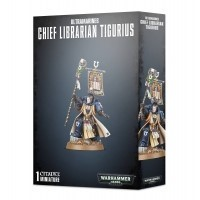 Warhammer 40000: Chief Librarian Tigurius