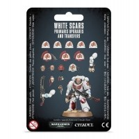 Warhammer 40000: White Scars Primaris Upgrades & Transfers