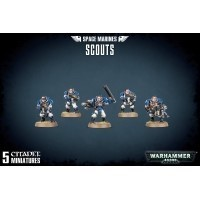 Warhammer 40000: Space Marines Scouts