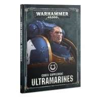 Warhammer 40000: Codex Supplement: Ultramarines