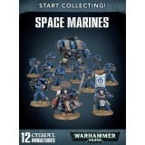 Warhammer 40000: Start Collecting! Space Marines